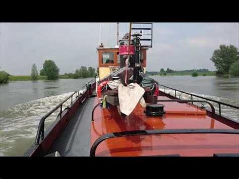 sleepboot leentje 26 5 16 youtube - Sleepboot Leentje