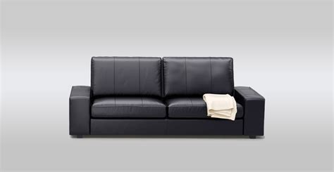 Black Leather Sofa Ikea Ikea Kivik Leather Sofa Cool Ikea Black Leather Sofa Kivik Review Thesofa