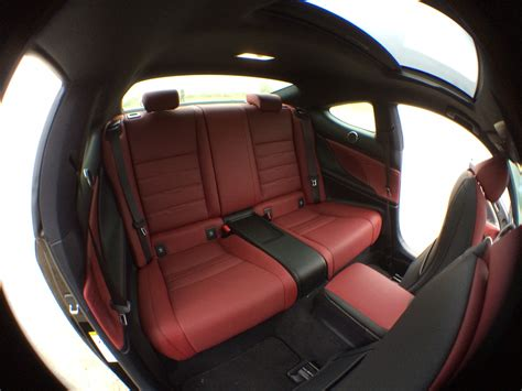 lexus rx 2016 interior back seat 2015 lexus rc 350 f sport back seat fisheye 2 clublexus