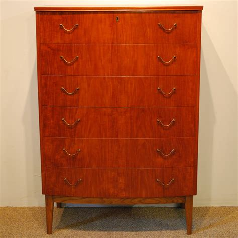 mid century modern furniture boston 13248 mid century modern bow front six drawer chest circa 1960 country antique