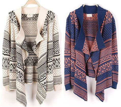 open drape cardigan sweater bohemian waterfall drape open front cardigan 183 shinning