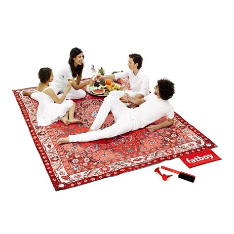 Fatboy Outdoor Rug Fatboy Picnic Lounge Luxurious Oversized Outdoor Rug The Green