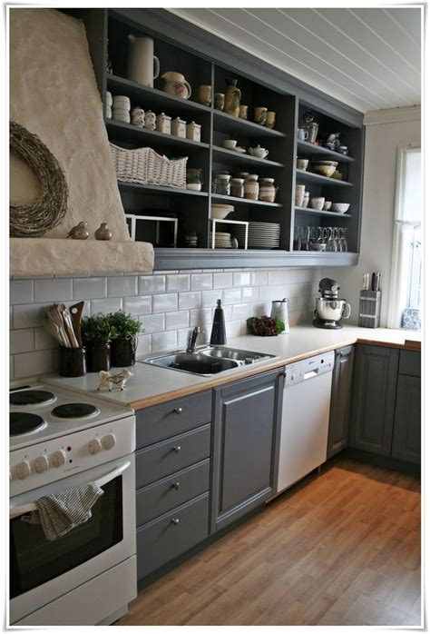 Shelves In Kitchen Instead Of Cabinets Kitchen Impressive Open Kitchen Shelves Instead Of Cabinets How Achieve And Shelving Your