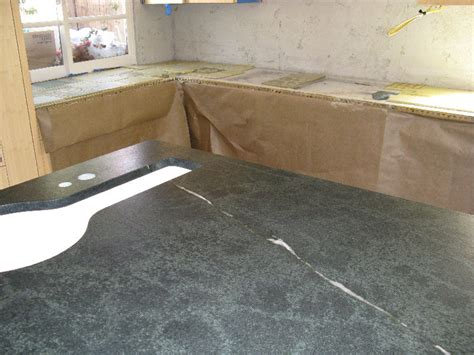 Soapstone Versus Granite Honed Green Granite That Looks Like Soapstone