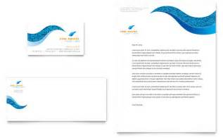 cleaning business cards templates swimming pool cleaning service business card letterhead