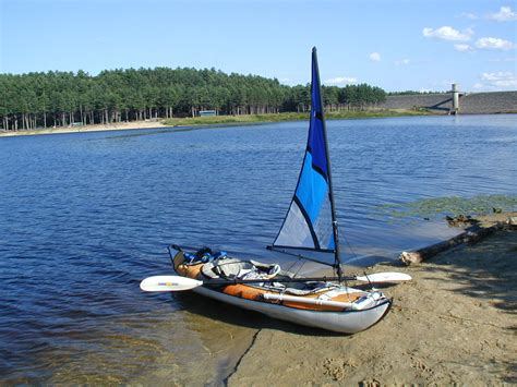 canoes with sails diy kayak sail plans diy do it your self
