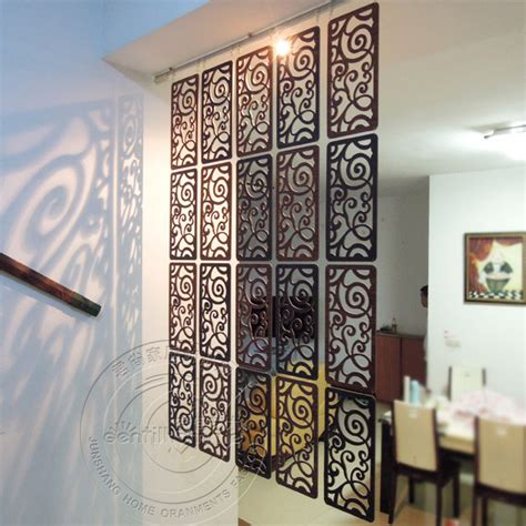 Hanging Wall Dividers wooden room partitions reviews online shopping wooden