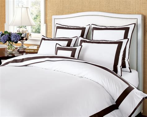william sonoma bedding percale border bedding williams sonoma