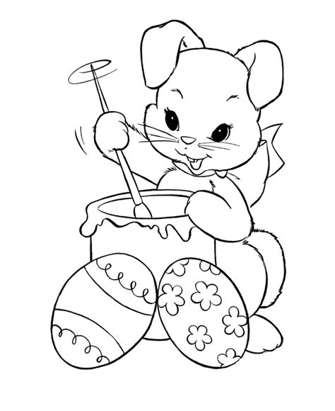 simple rabbit coloring page simple bunny drawing coloring home