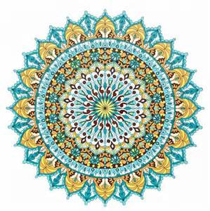 colorful mandala 17 best images about finished mandalas in color on