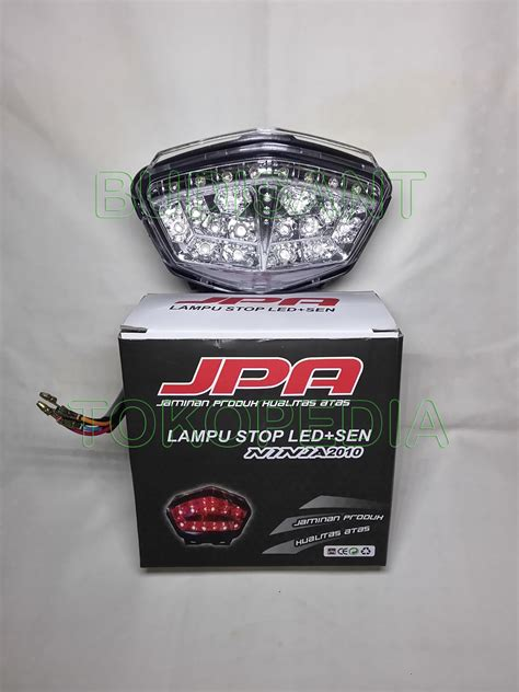 Lu Led Sein Sen Sign Led Merk Jpa Order Now 1 jual stop l lu stop sen led jpa 250 karbu