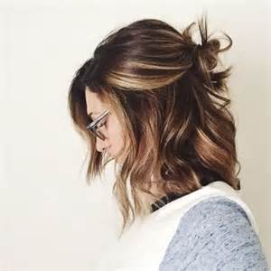 how to style half haircut for hairstyle ideas vpfashion