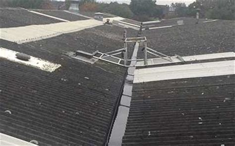 mesothelioma leicester commercial gutter services leicester east midlands blue sky guttering