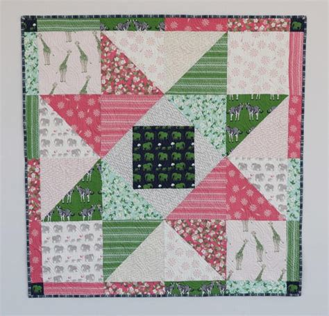 Patchwork Baby Quilt Patterns Free - patchwork baby quilt tutorial favequilts