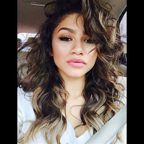 hairstyles instagram ink 22 times zendaya s instagram feed inspired us to give