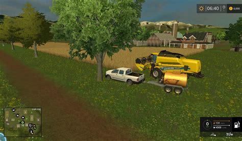 Game Family Farm Mod | old family farm 2015 v2 farming simulator modification