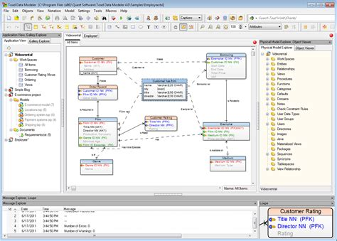 data modeling tool freeware database modeling tool for postgresql toad data