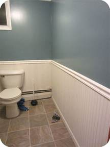 wainscoting bathroom ideas bathroom wainscoting for the home
