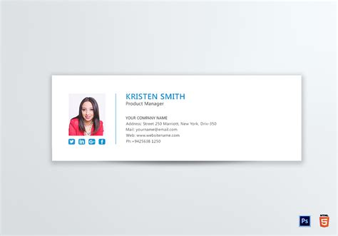 email signatures for students professional guide on personal branding