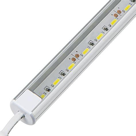 Bar Light Fixture O Shaped Aluminum Led Light Bar Fixture Aluminum Light Bar Fixtures Rigid Led Linear Light