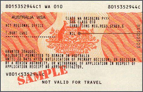 bagaimana membuat visa australia presedur mengurus pembuatan visa australia harjo