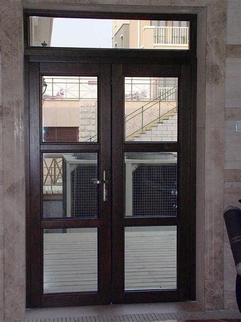 China Eropean Folding Solid Wood Partition Doors Patio Solid Wood Patio Doors
