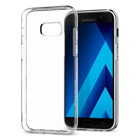 Casing Slim Fit Carbon Samsung Galaxi A3 2017 spigen liquid samsung galaxy a3 2017 clear