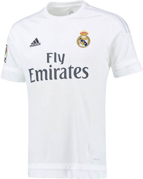 Jersey Home Real Madrid 2016 real madrid 15 16 kits released footy headlines