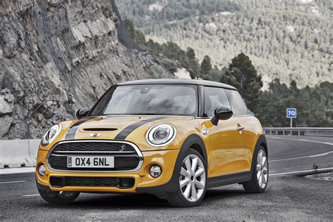 mini cooper mini reveals 2015 cooper and cooper s models