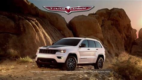 jeep ads 2017 2017 jeep grand cherokee trailhawk tv commercial