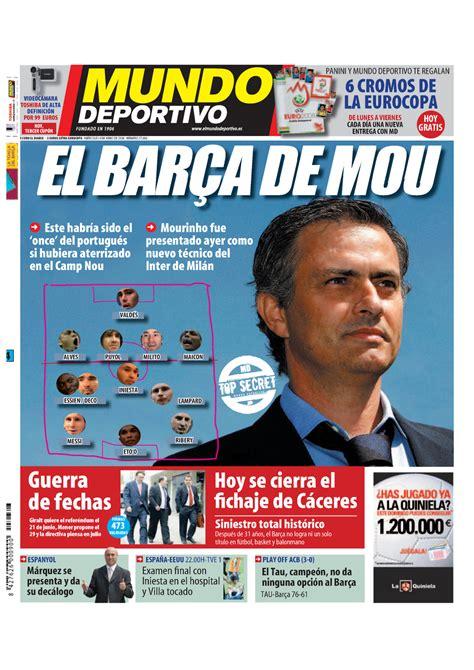 mundodeportivo mundo deportivo el diario deportivo online mundo deportivo mourinho y un amor imposible iv forofadas