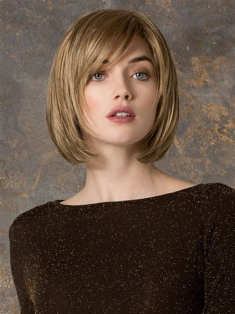 hair cut for oval face and no chin 14 short hairstyles with bangs olixe style magazine