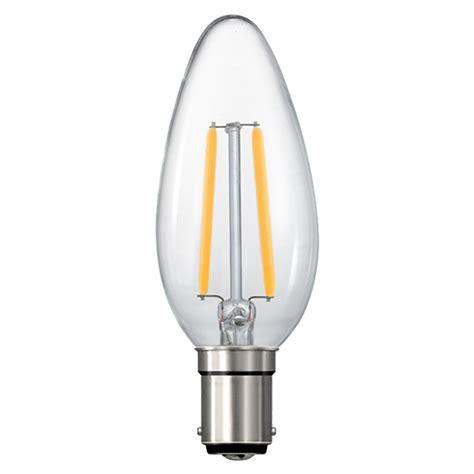 Lu Led 3 Watt Candle Led 3 Watt B15 Azoogi Led Lighting