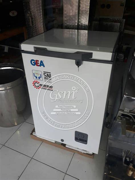 Freezer Box Ikan mesin freezer ikan gea toko mesin gama sakti