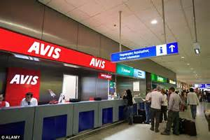 Avis Car Rental Barcelona Warning For Winter Holidaymakers As European Car Hire