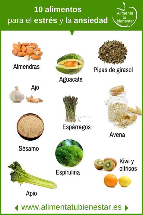 alimentos para la ansiedad 10 alimentos que te ayudar 225 n a reducir el estr 233 s coaching10