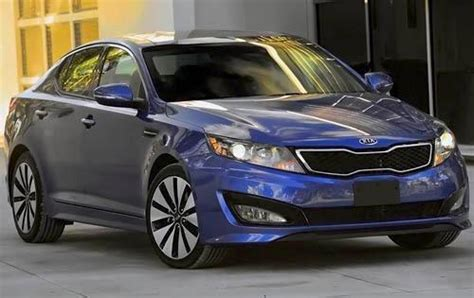 2012 Kia Optima Service Schedule Maintenance Schedule For 2012 Kia Optima Openbay