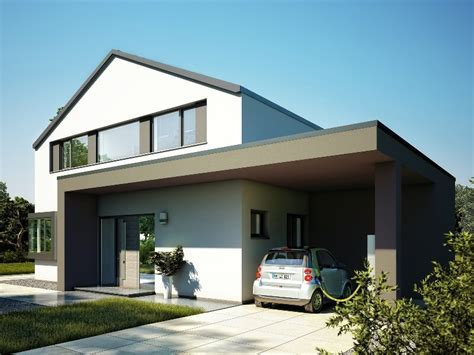 Bien Zenker Concept M by Fertighaus Bien Zenker Concept M 172 K 246 Ln