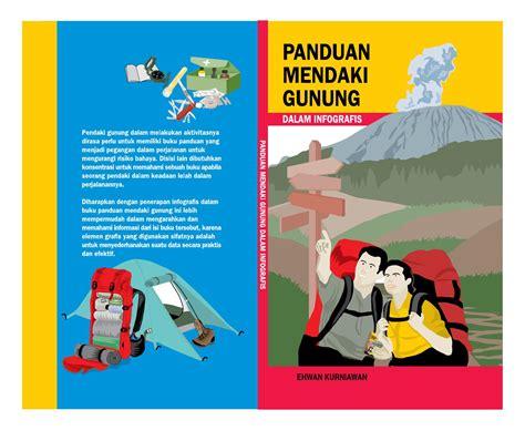 buku knot hairstyle buku panduan mendaki gunung dalam infografis by ehwank