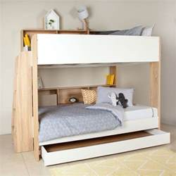bunk beds 3 sleeper adventure 3 sleeper bunk bed 3 4 bunk clever monkey