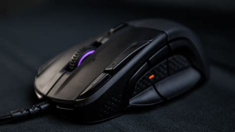 steelseries rival 500 gaming mouse review