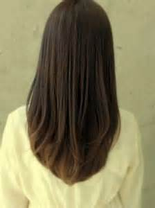 pretty v cut hairs styles 20 long layered straight hairstyles hairstyles