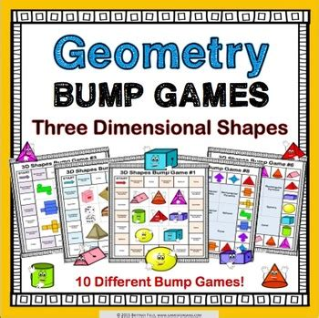 geometry games  shapes games  dimensional shapes