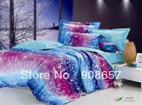 purple and blue comforter sets images and photos objects