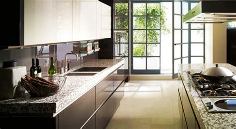 Modern Galley Kitchen Ideas Make A Statement With These 4 Modular Kitchen Designs