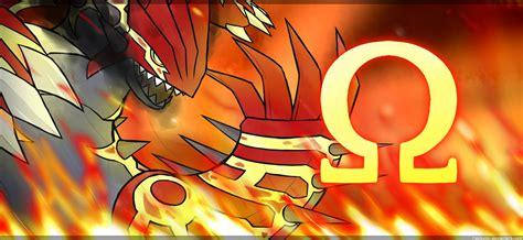 Omega Ruby by Omega Ruby Groudon By Rakkuguy On Deviantart