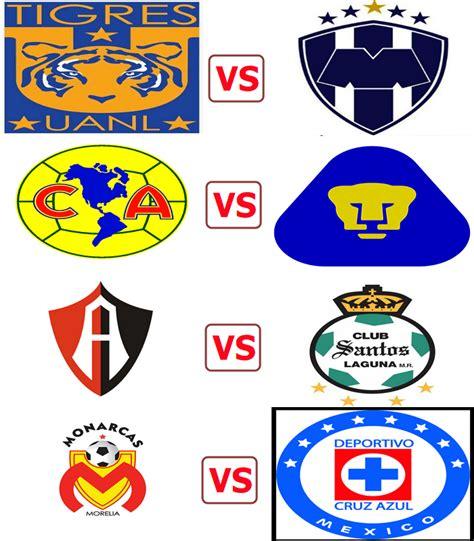 como queda la liguilla 2016 como queda la liguilla torneo clausura 2013 liga mx