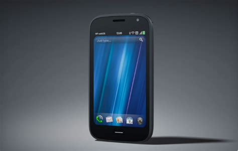 Hp Blackberry Q3 hp admits it will to offer a smartphone to stay competitive mobilesyrup