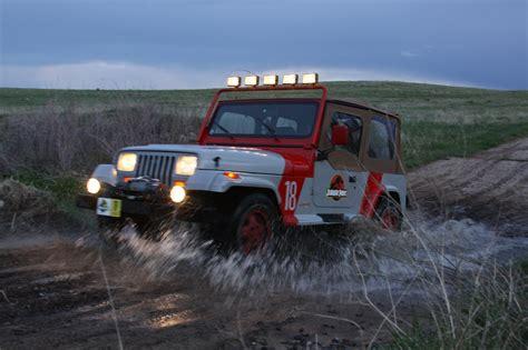 Jurassic Park 1 Jeep Jurassic Park Jeep Wrangler 27 By Boomerjinks On Deviantart