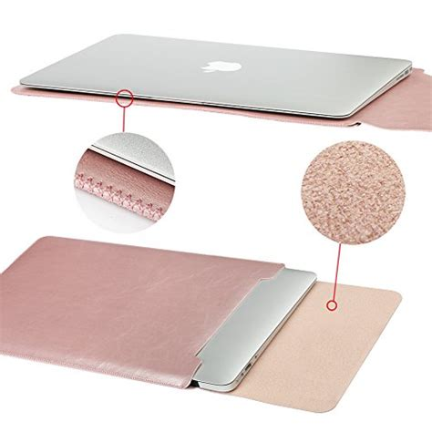 Leather Soft For Macbook Pro Retina 133 Inch lapond waterproof leather sleeve for 13 3 inches